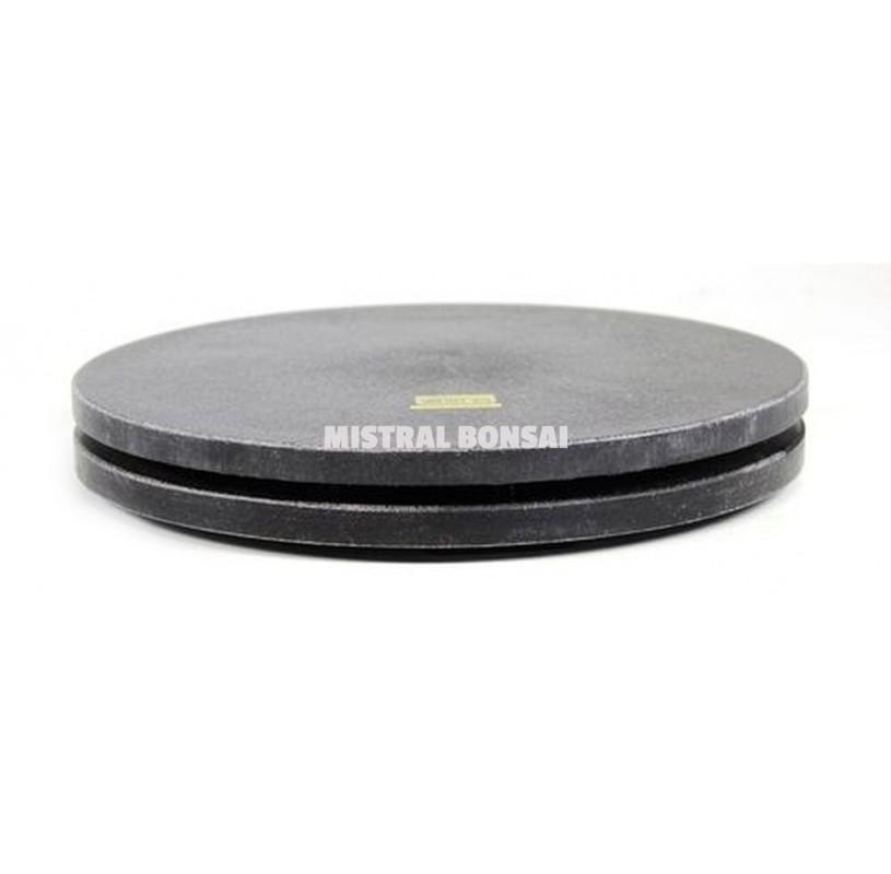 Round resin turntable 295 mm. diam.