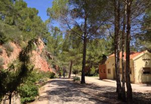 The Greenway in the Terres de l'Ebre
