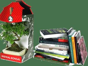Miles de articulos en la tienda online del bonsái