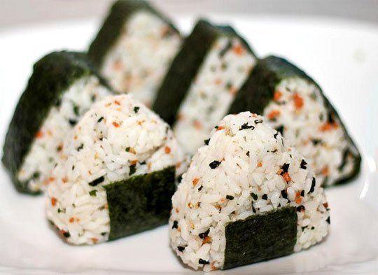origine nourriture japonaise