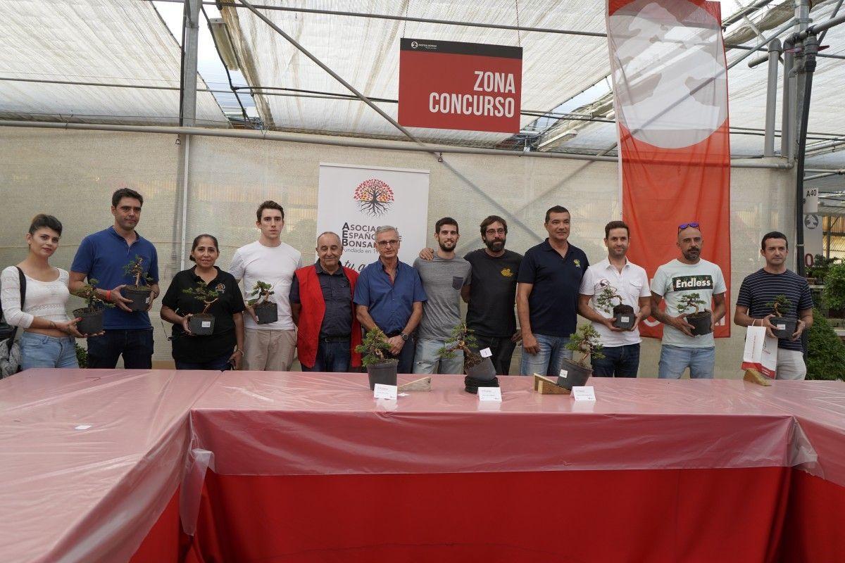 Foto participantes Concurso Nuevos Talentos 2019