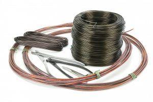 Copper and Aluminium wires
