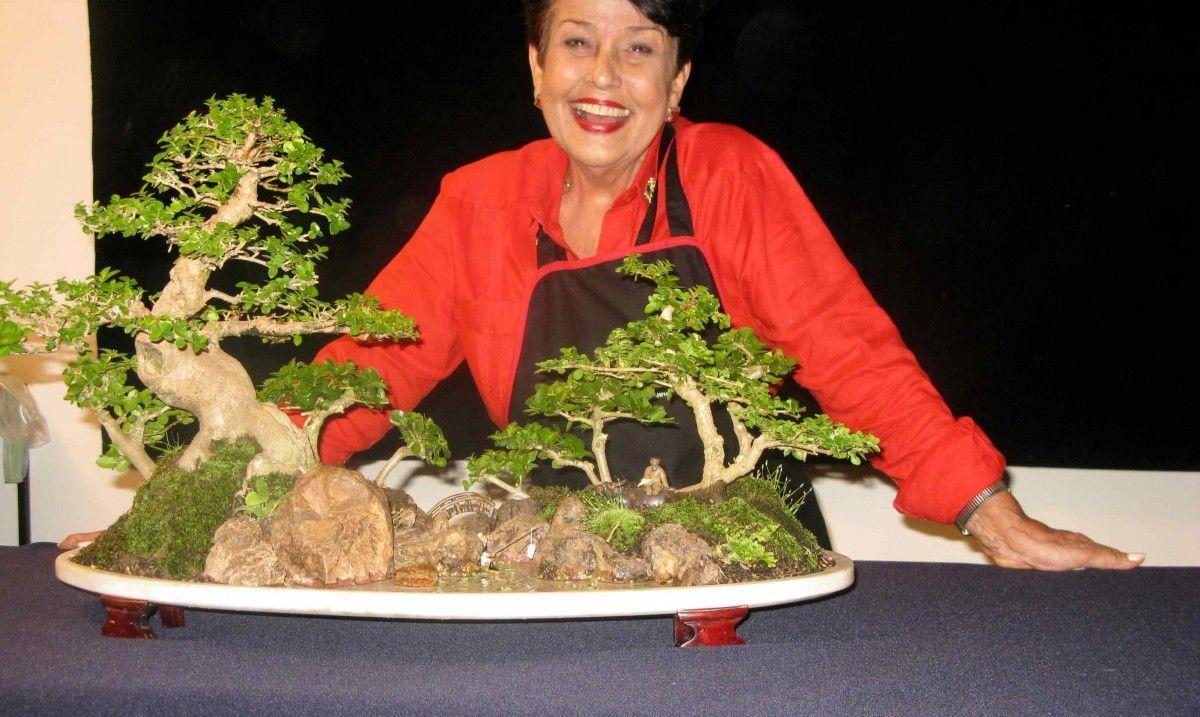 «Le bonsaï est le meilleur thérapeute possible»